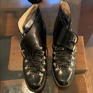 NWOT Michael Kors Combat Boots